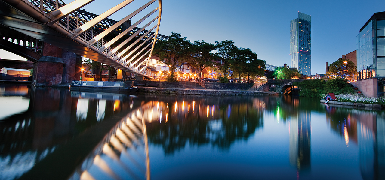 Castlefield-Manchester