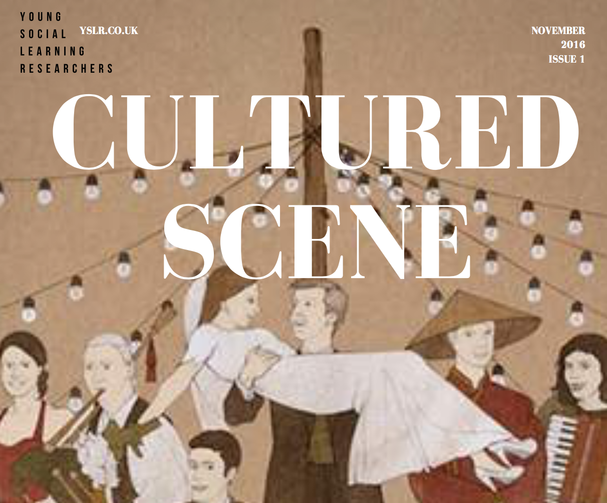 Cultured Scene Cover Page